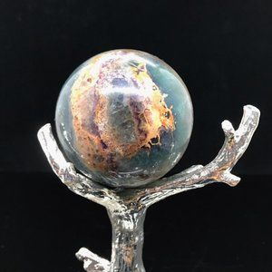 Other - FLUORITE SPHERE